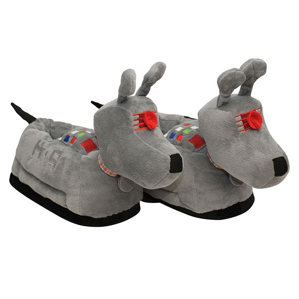 Doctor Who: K-9 Slippers