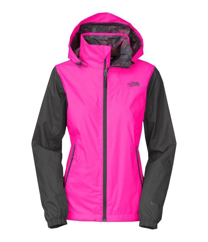 The North Face Women S Resolve Jacket X Small Glo Pink Asphalt Grey Thenorthface Raincoat O Coats Jackets Women Waterproof Jacket Women Rain Jacket Women [ 1000 x 861 Pixel ]