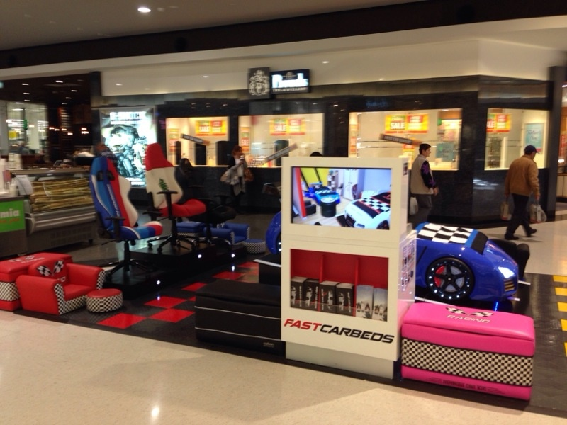 You can find us on level 1 near Woolworths at Stockland