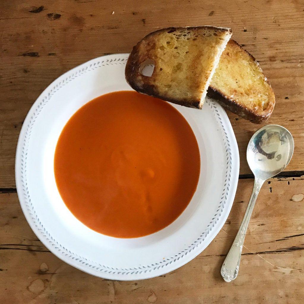 Creamy tomato soup creamy tomato soup fresh tomato soup