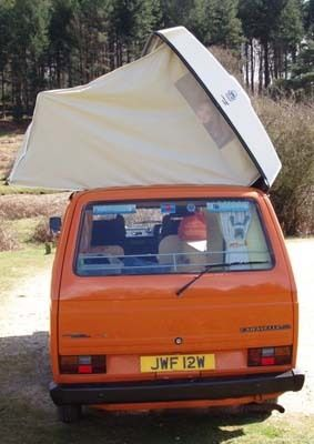 T25 - Concept VW Poptops & Upholstery