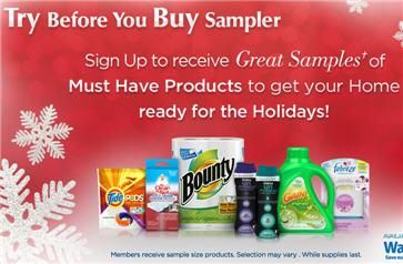Proctor & gamble free sample products | frugal tightwad | pinterest.