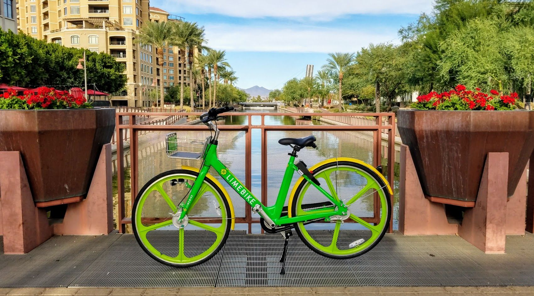 The Grand Canyon State Is Getting Its First Dockless Bike Share