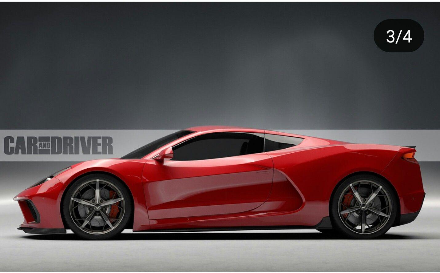 Mid Engine Corvette Chevrolet Corvette Corvette Chevrolet
