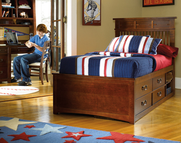 Stanley Furniture Young America Basecamp Young America Baby