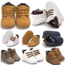 53c35b920 Recién Nacido Bebé Niño Niña Suelas Blandas Zapatos de Cuna Botas Cálidas