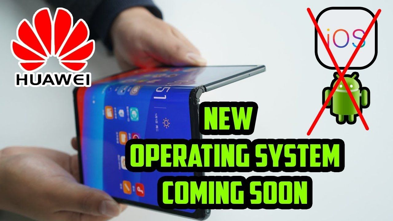 The new OS (Operating System) coming for HUAWEI2019 May