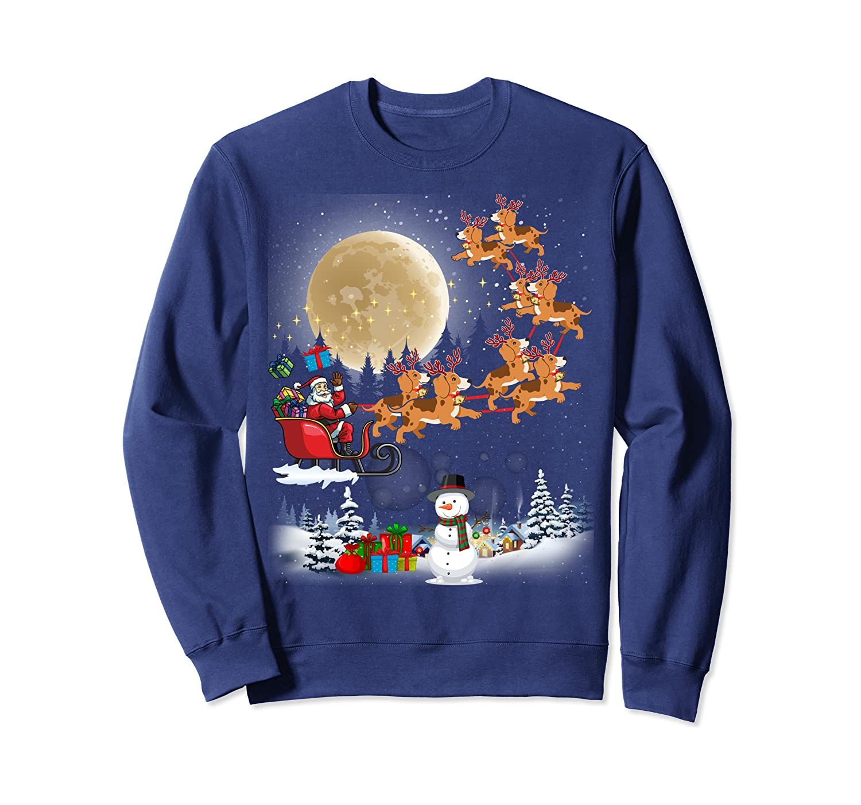 Beagle Christmas - Nice Dog Gift For Women Men Sweatshirt
