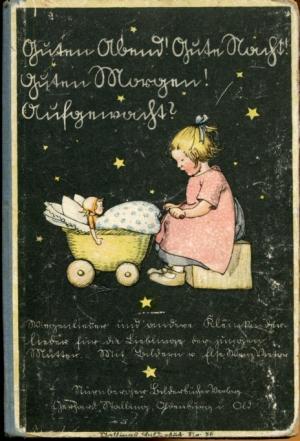 Antiquarisches Buch Wenz Viëtor Else Guten Abend Gute