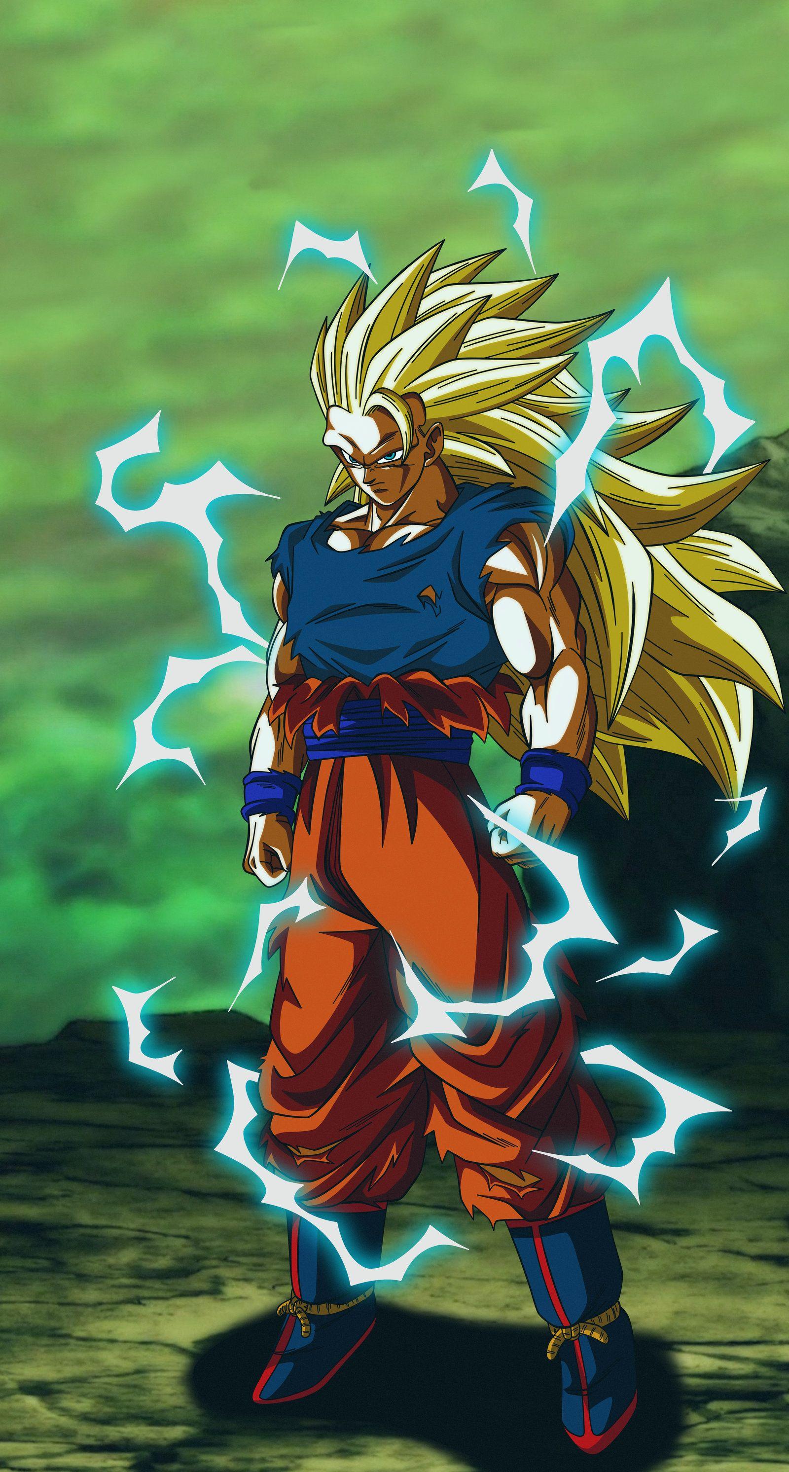 Goku Super Saiyan 3 Tournament By Maddness1001 Anime Dragon Ball Super Dragon Ball Super Goku Anime Dragon Ball