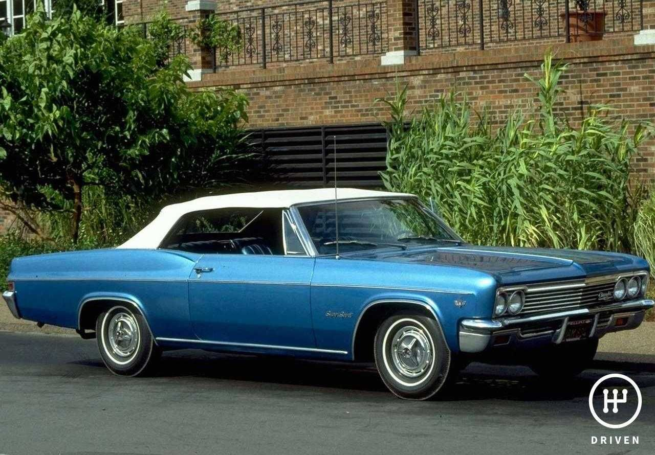 1966 Chevrolet Impala Super Sport Chevrolet impala