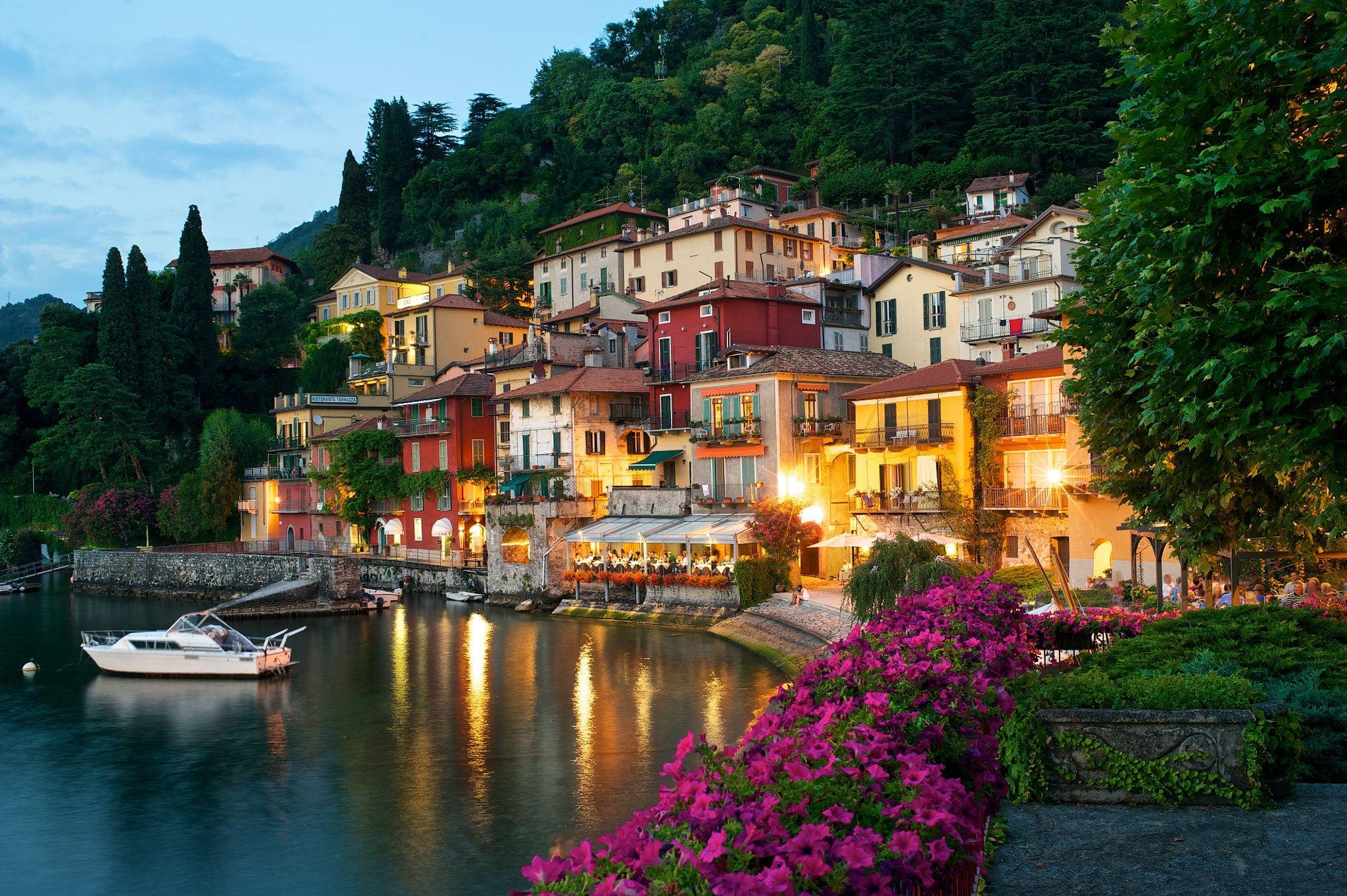 Северная италия что посмотреть находится