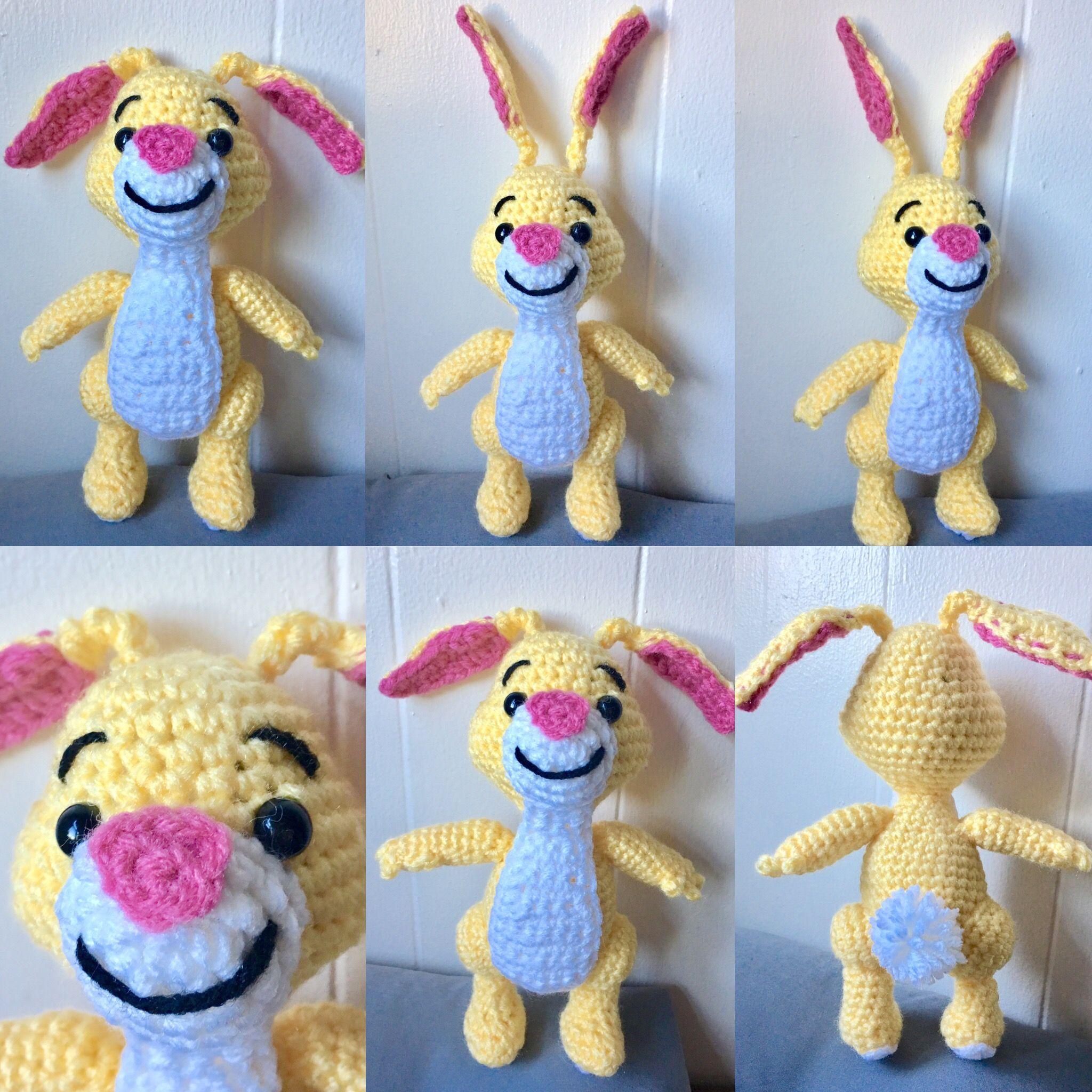 Crochet Amigurumi Winnie The Pooh free pattern knitted ideas - Mira | 2048x2048