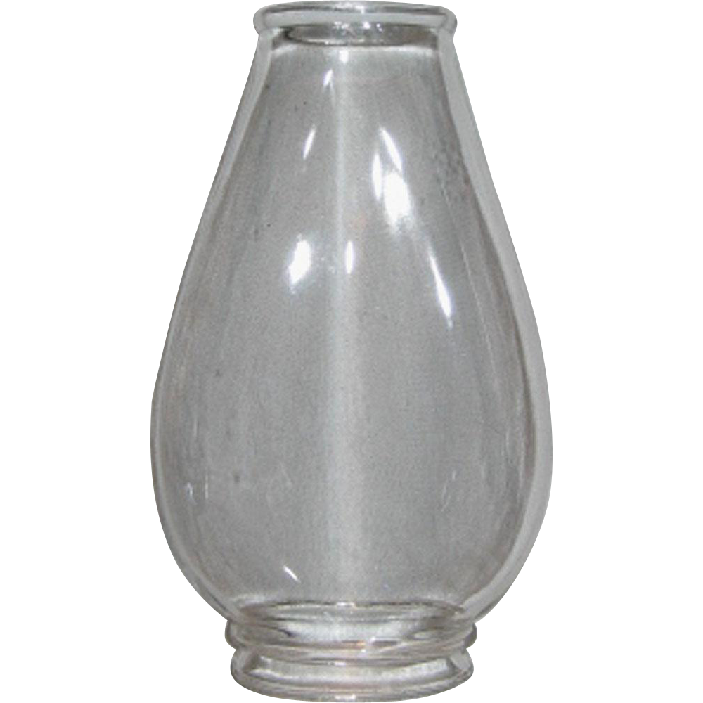 Oval Flat Sided Oil Lamp Chimney For Pinafore Burner No 1 Oil Lamps Hurricane Oil Lamps Lamp