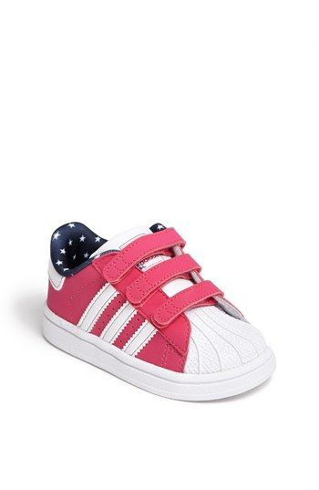 timeless design f845e c9918 adidas Superstar 2 Sneaker (Baby, Walker  Toddler) available at  Nordstrom