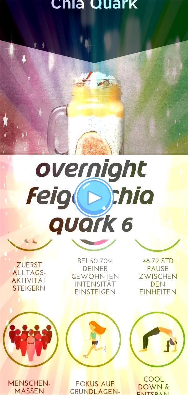 feigen chia quark 6 Ein ÜberNachtWunder der ganz besonderen Art Der Overnight Feigen Chia Quark vereint sich in deinem Kühlschrank über Nacht zu einer leck...