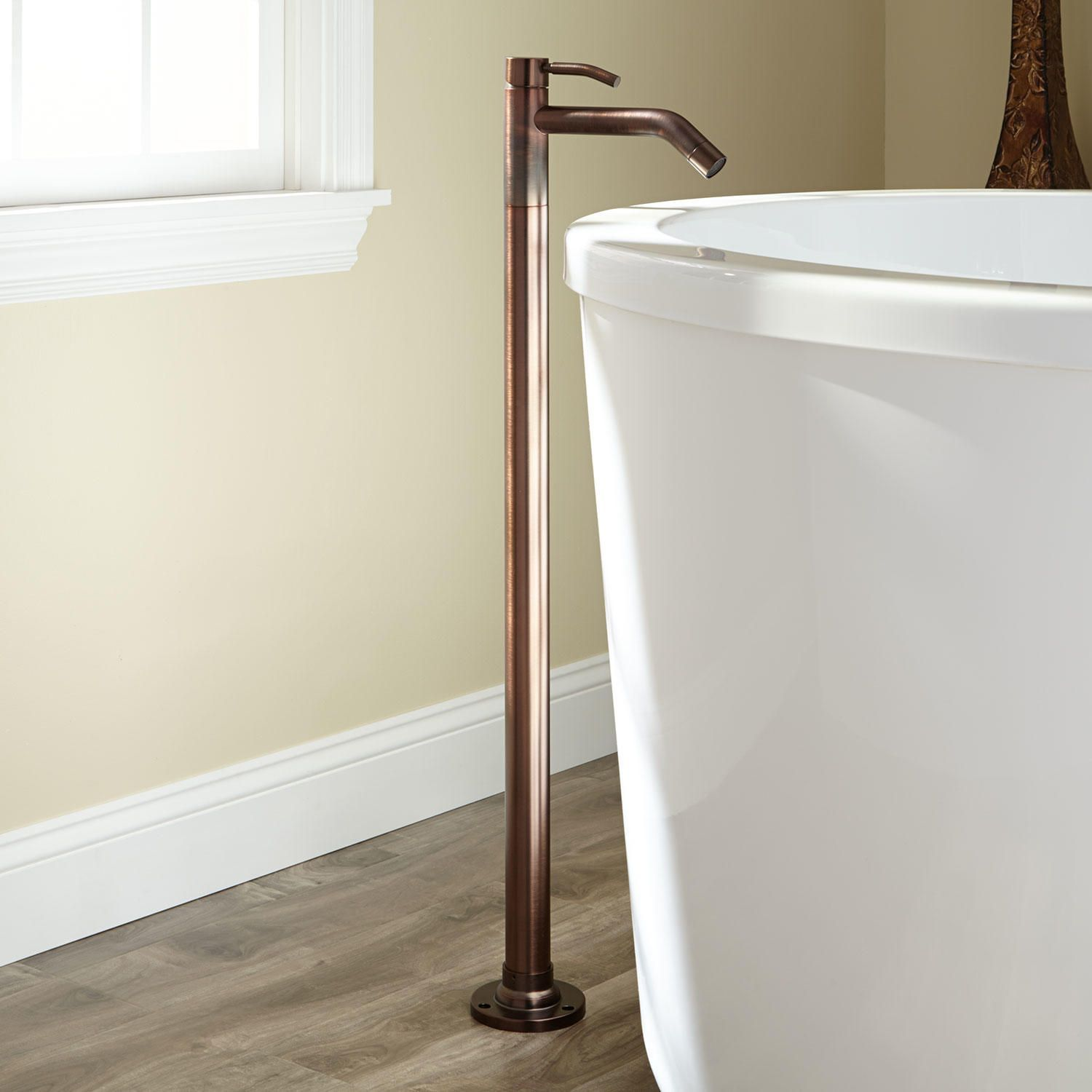 Caol Freestanding Tub Faucet | Freestanding tub, Faucet and Tubs