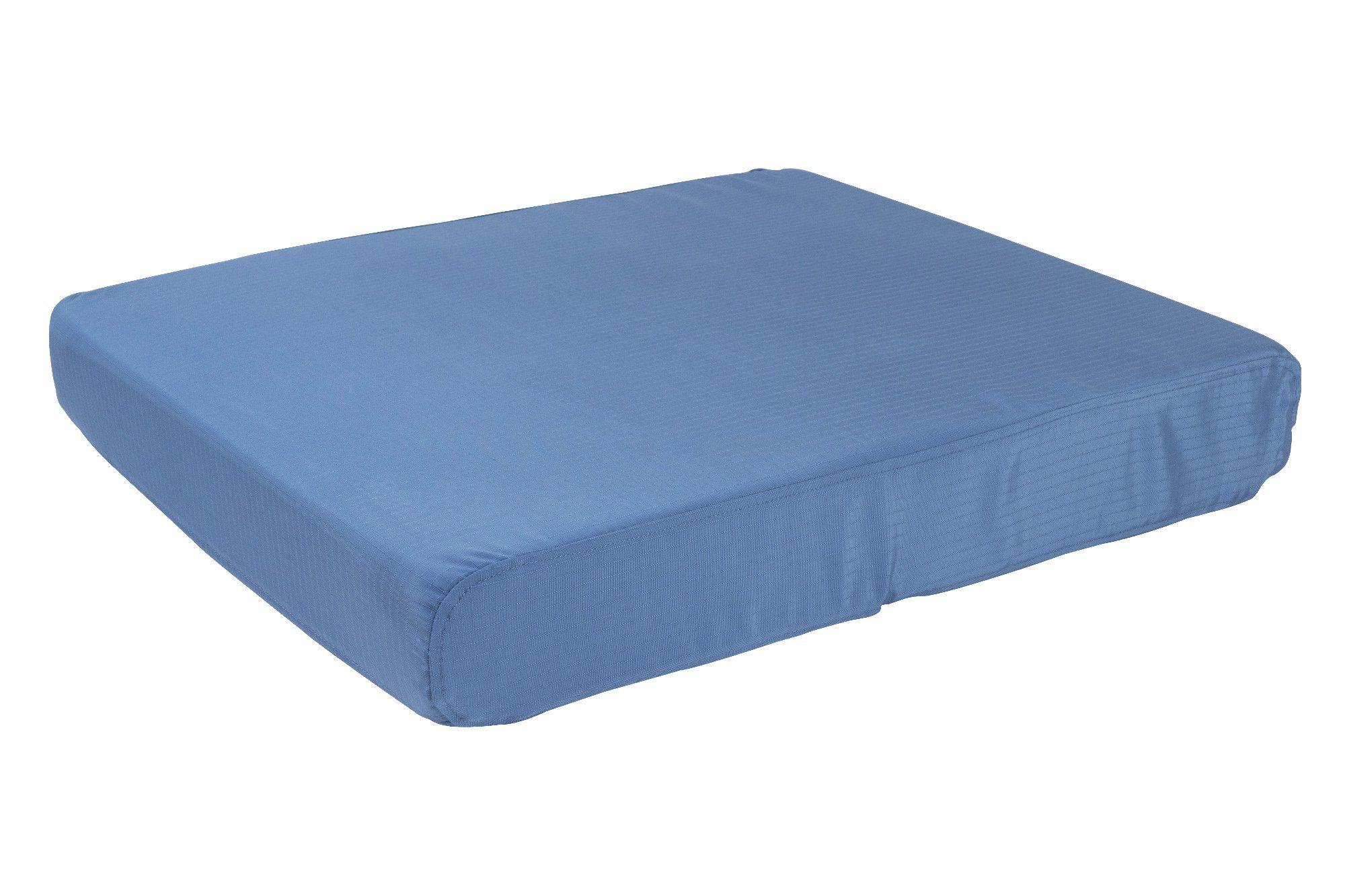 K9 Ballistics Orthopedic TUFF Bed Blue Large 34x40x5