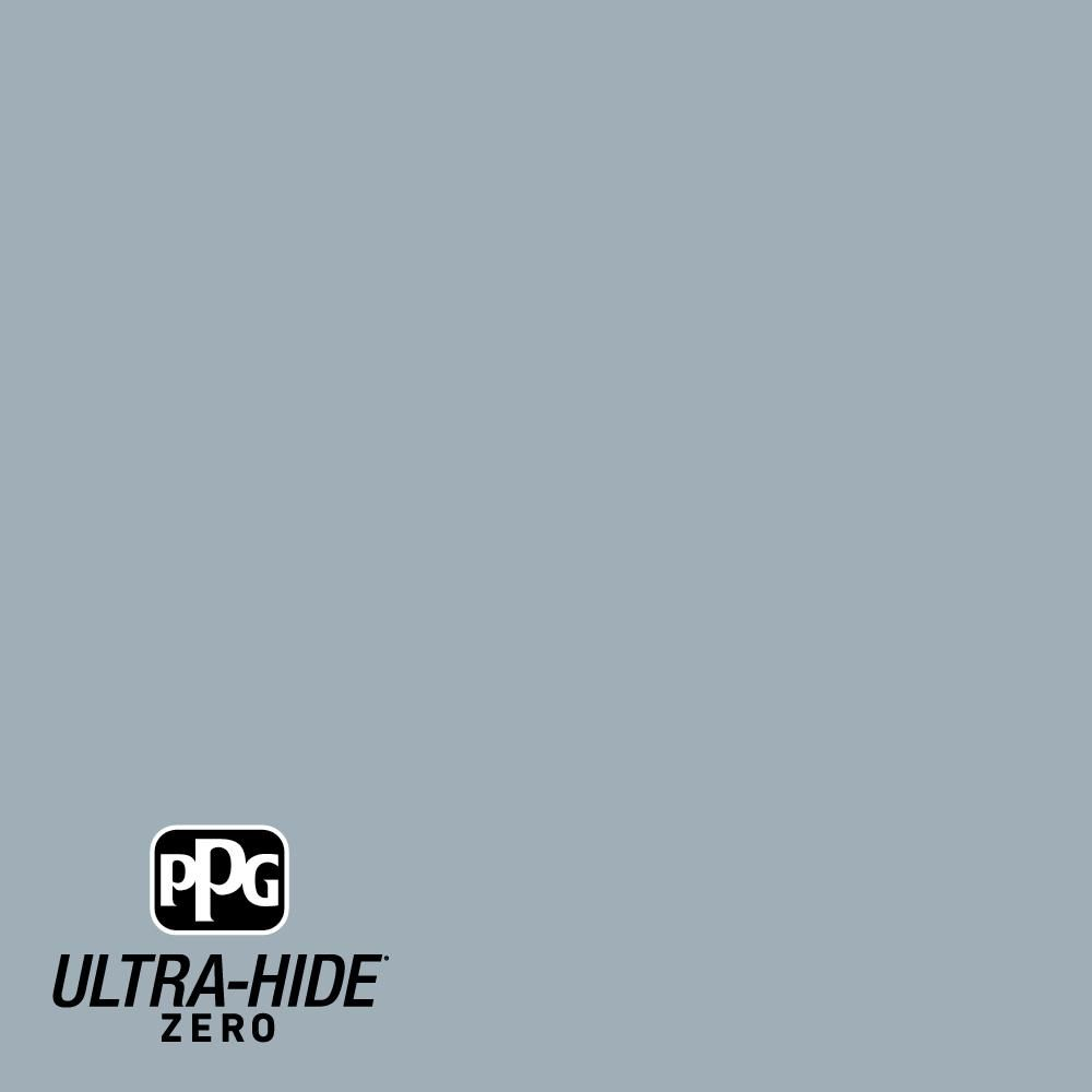 Ppg Ultra Hide Zero 1 Gal Ppg1040 4 How Handsome Satin Interior Paint Ppg1040 4z 01sa The Home Depot Interior Paint Ppg Flat Interior