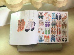 Secret Paris Color Your Way To Calm Zoe De Las Cases