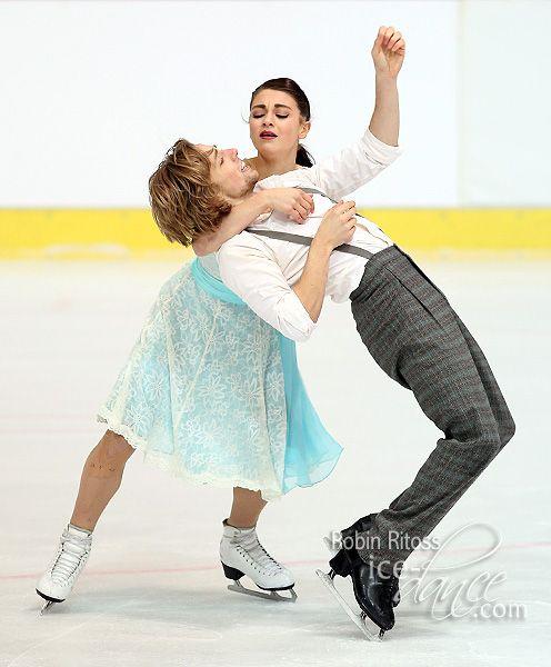 Kaitlin Hawayek & Jean-Luc Baker (USA)