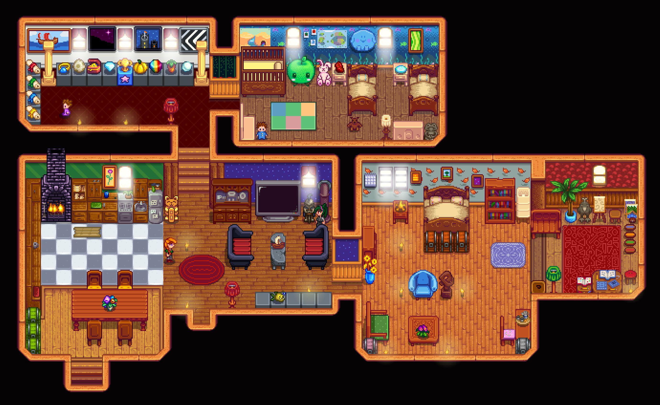 Best Amazing Design Stardew Valley House Decoration Farmhouse