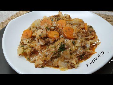 Kapuska Nasıl Yapılır / Etli Beyaz Lahana Yemeği Tarifi / Kapuska Tarifi /Ustadan Al Tarifi