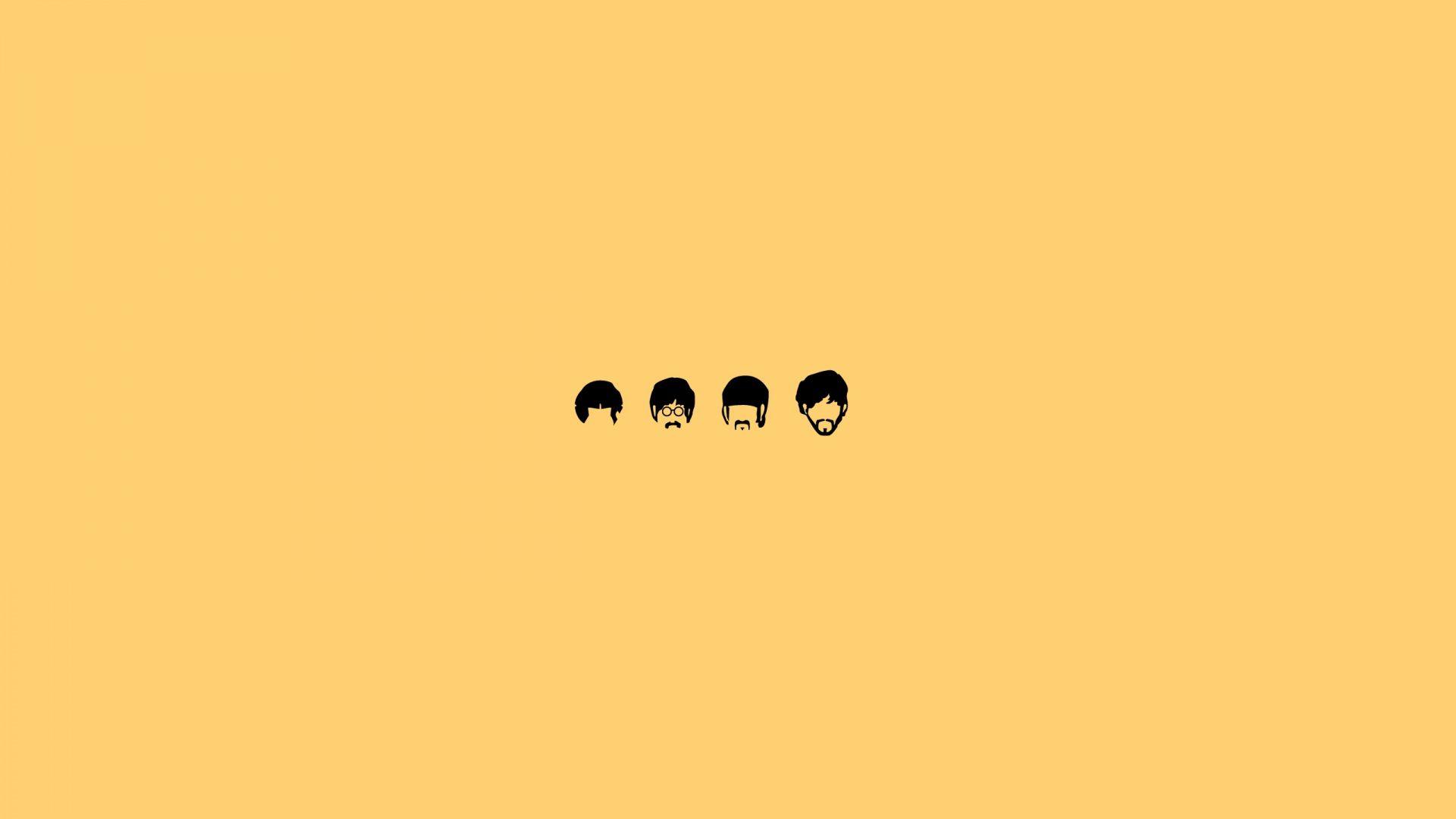 Best 15 The Beatles Wallpapers The Beatles Minimalist Wallpaper Beatles Wallpaper Aesthetic Desktop Wallpaper