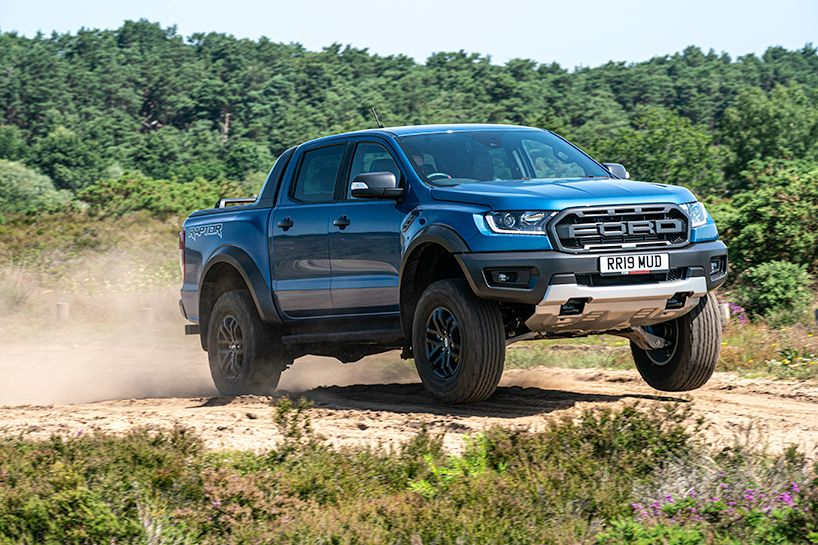 Ford Ranger Raptor Party Crashing The Goodwood Festival Of Speed