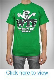 'Wtf Where's The Fiesta?' Tee #Wtf #Fiesta? #Tee