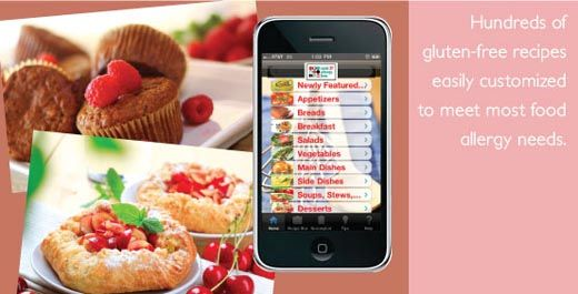 Hundreds of gluten free recipes easily customized to meet most food hundreds of gluten free recipes easily customized to meet most food allergy needs forumfinder Image collections