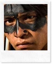 indios Guarani Kaiowa