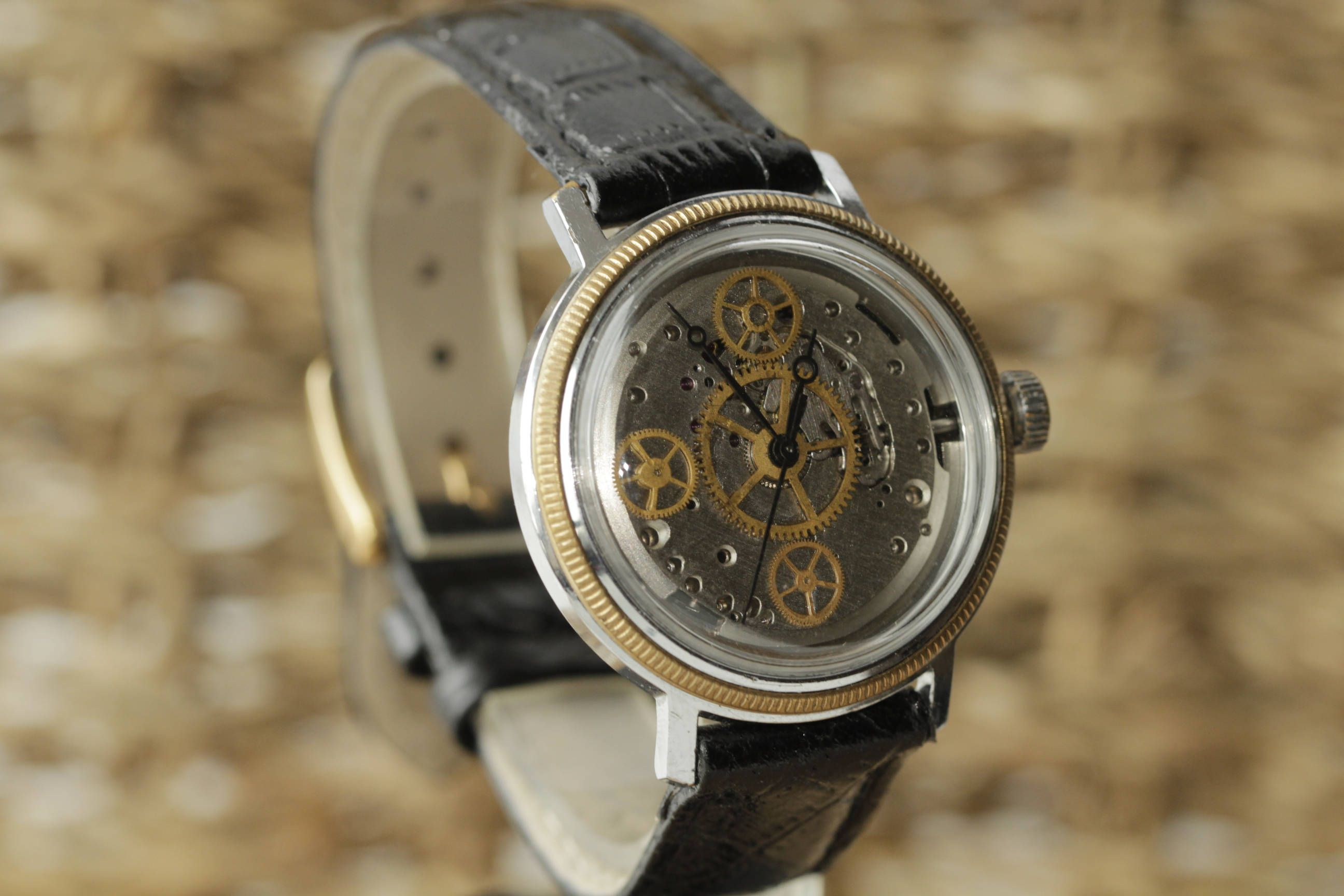the for verbalise case shop watch blinds talking watches gold ladies angle product blind in