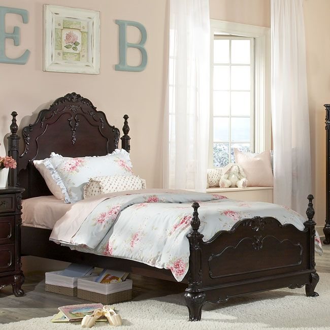 Cinderella Youth Bed (Cherry) For Kids from FurniturePick Pinterest