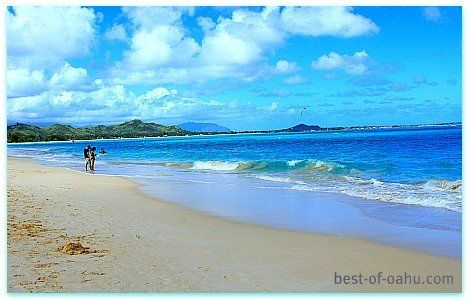 Kailua Beach Park Detailed Info Travel Oahu Kailua