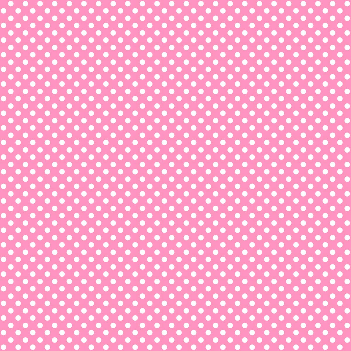 Pink Polka Dot Patterns free digital po...