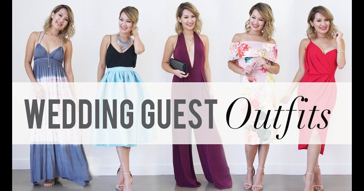 What To Wear To A Wedding Outfit Ideas Ann Le Garden Wedding Guest Dress Ideas For Skinny Petite An In 2020 Formal Wedding Guests Casual Wedding Outfit Wedding Outfit