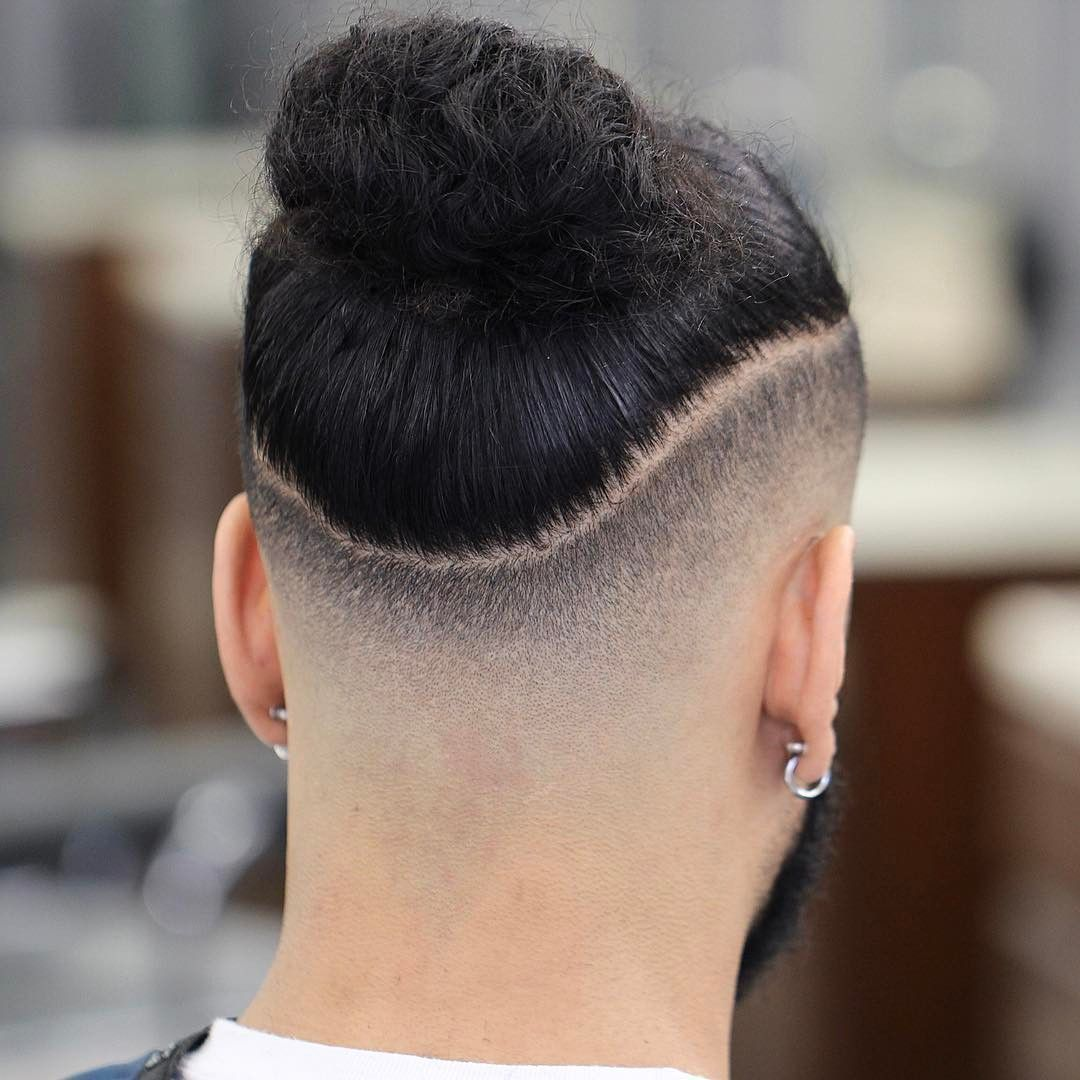 Pin On Man Bun