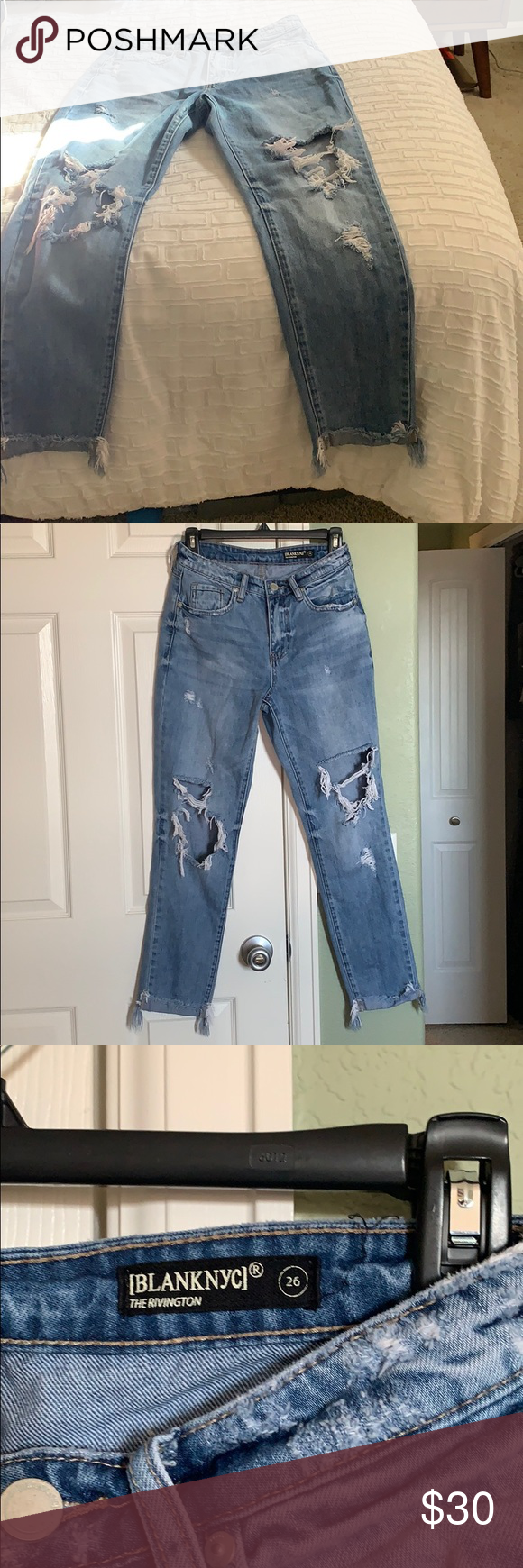 BlankNYC jeans Blank nyc, Blank nyc jeans, Cropped jeans
