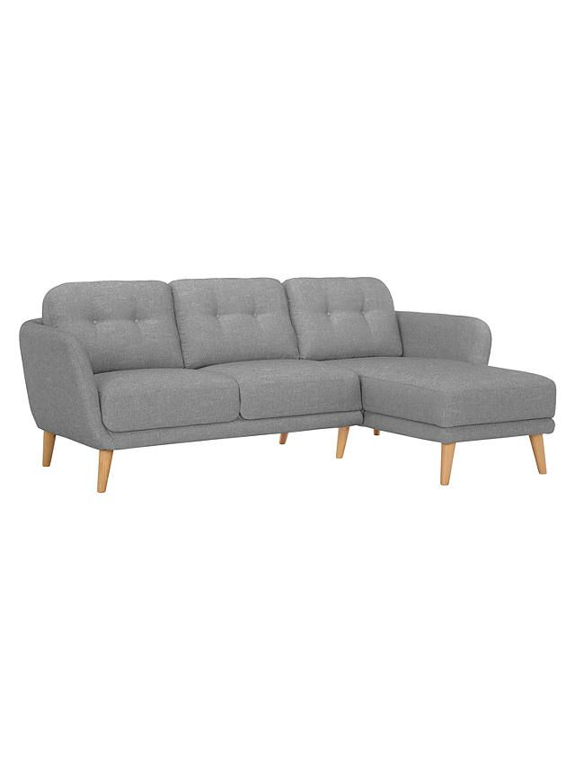 House by John Lewis Arlo RHF Chaise End Sofa in 2019 | Furniture ...