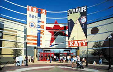 Katy Mills Mall 25 Miles From Down Town Houston In Town Of Katy