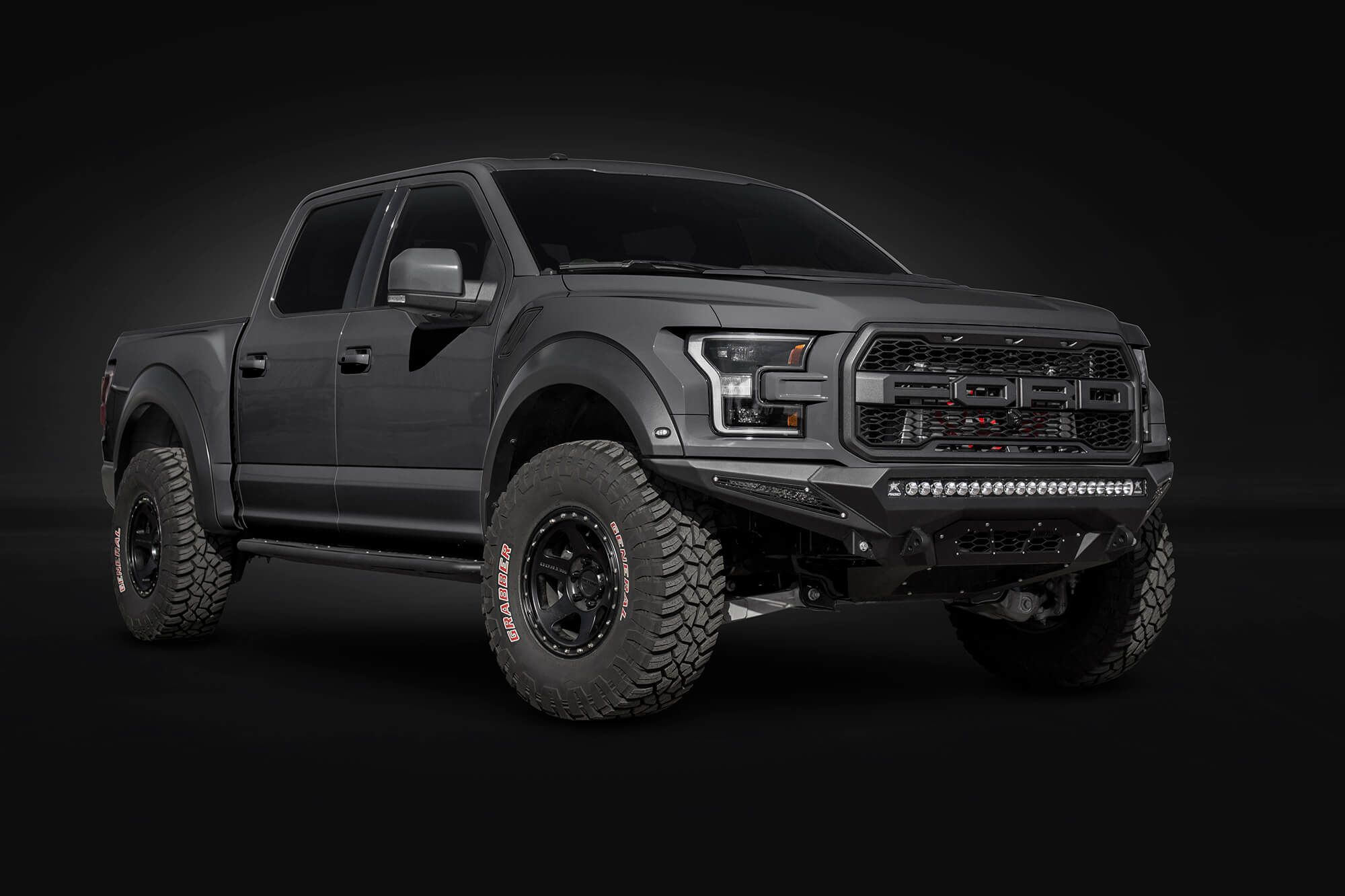 2018 Leadfoot Grey Ford Raptor Ford Raptor Ford Trucks Ford