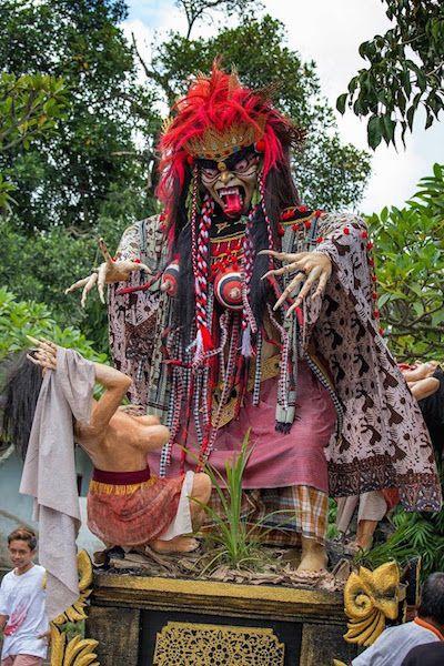 Новый год на Бали, Ниепи, День Тишины