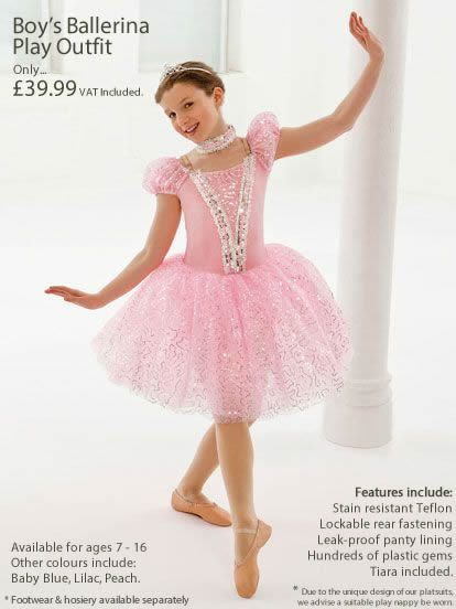 93f7aa54fc Boy s Ballerina Play Outfit   Pettiplay Apparel