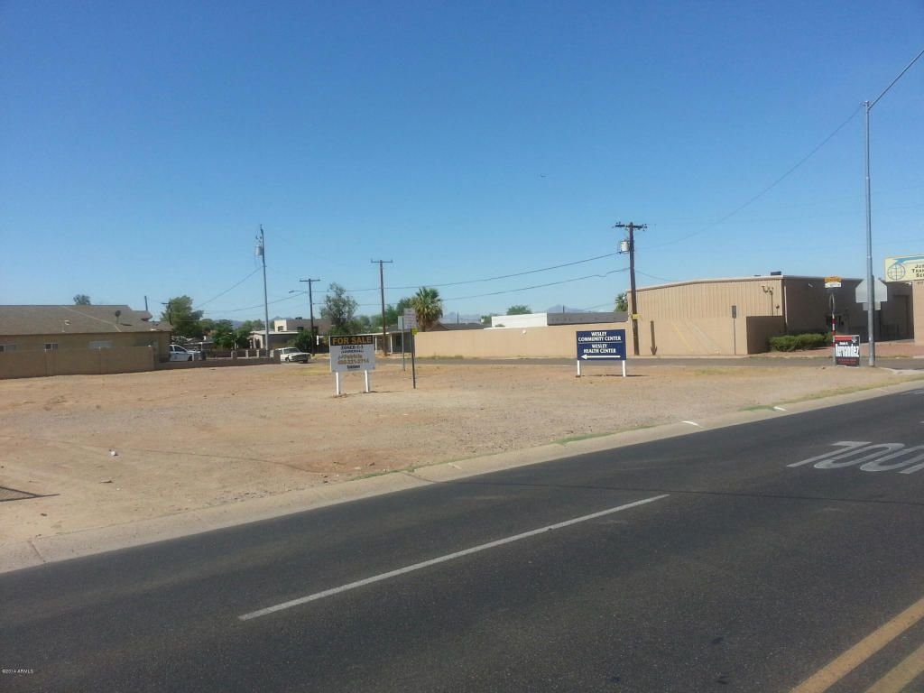 Make an offer! Great commercial property. Across from