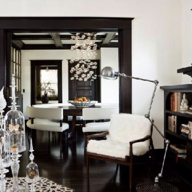 Black & White Living! from Decor Pad