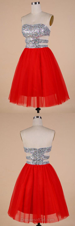Low Back Short Formal Dresses