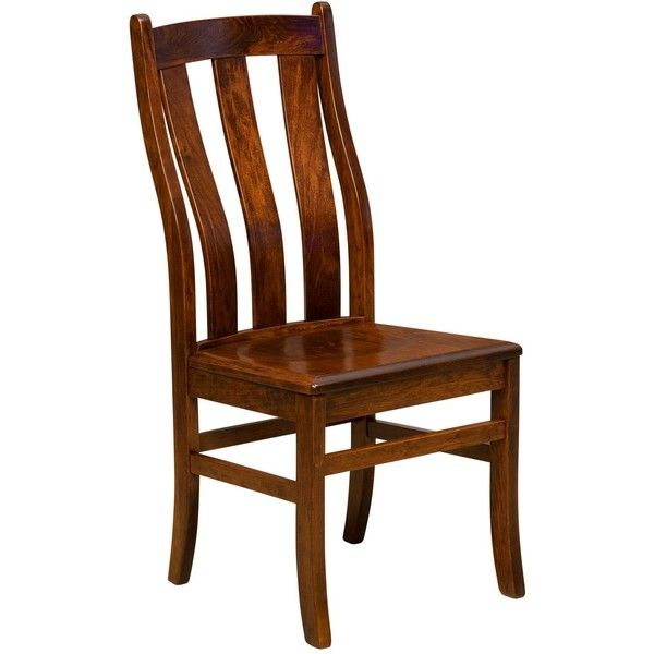 Sahara Amish Dining Room Chair $220 ❤ Liked On Polyvore Enchanting Handmade Dining Room Chairs Inspiration Design