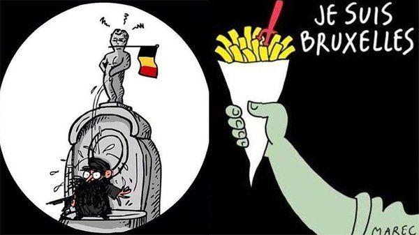 (26) #JeSuisBruxelles - Búsqueda de Twitter
