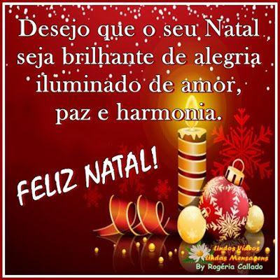 Feliz Natal Natal Ano Novo Pinterest Natal Christmas Y Merry
